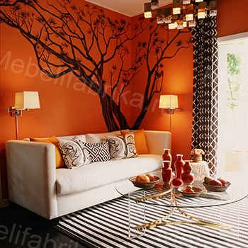 мебель в ахроманском стиле в интерьере