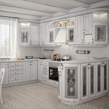 греческий стиль в дизайне кухни