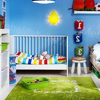 креативное решение для детской комнаты