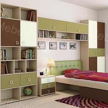 интересная мебель для детской