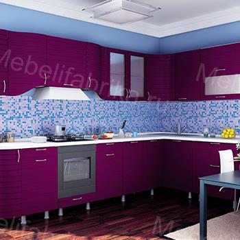 красивый кухонный фасад
