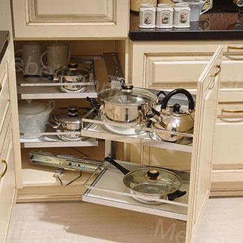 оформление кухонной фурнитуры