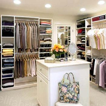 креативное решение для гардероба
