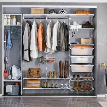 фото гардеробной в современном интерьере