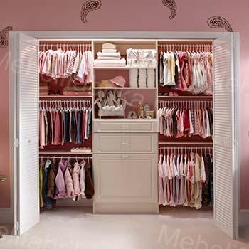 интересное решение для гардеробной