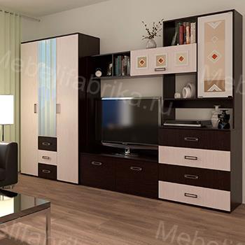 фото гостинной комнаты в современном стиле