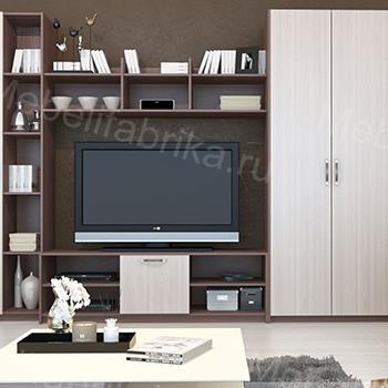 гостинная комната в стиле модерн