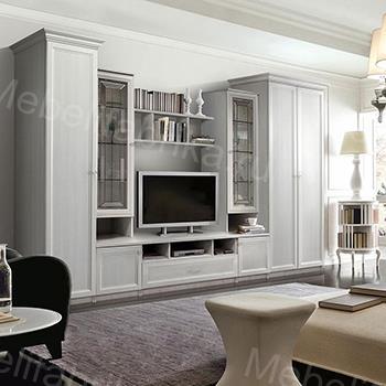 светлая мебель для гостинной