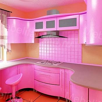 кухонный гарнитур в интерьере