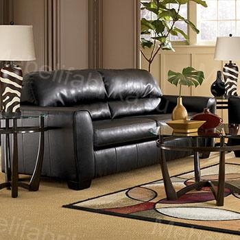 мебель из кожи для интерьера