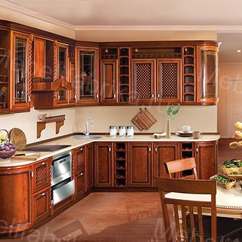 кухня из массива в Ростове