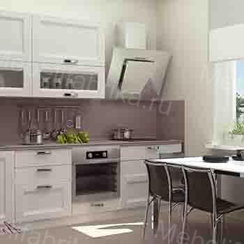 фото мебели для кухни из шпона