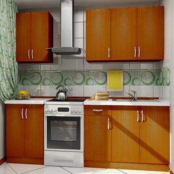 современная кухня из лдсп
