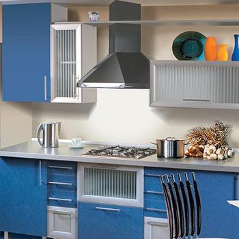 зеленая кухня из лдсп в ростове