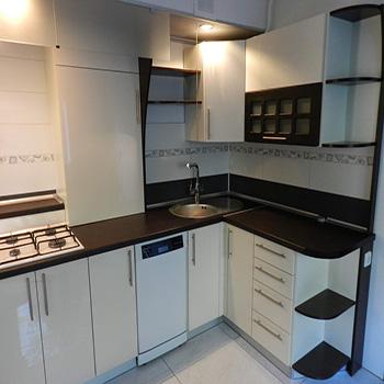 стильная мебель для кухни из лдсп
