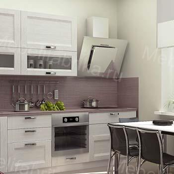 современная кухня с рамочными фасадами
