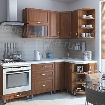 мебель для кухни с рамочными фасадами