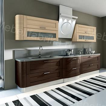 необычная мебель для кухни
