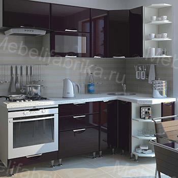 производство встроенных кухонь на заказ