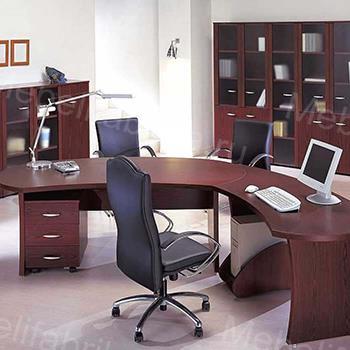 мебель для просторного офиса