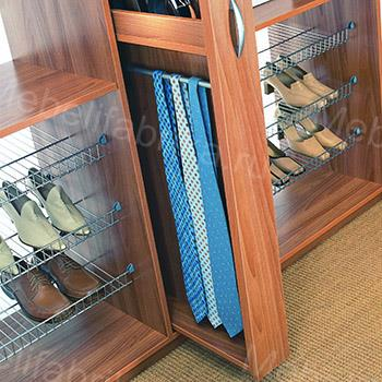 обувница для шкафа купе