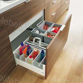 внутреннее наполнение для кухни в стиле модерн