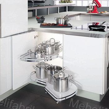 внутреннее наполнение для углово кухни