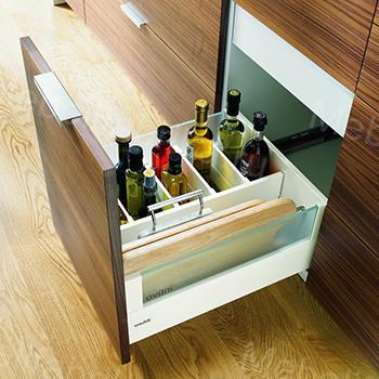 внутреннее наполнение для кухонной мебели