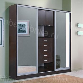 современный шкаф для прихожей