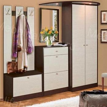 стильный шкаф для прихожей