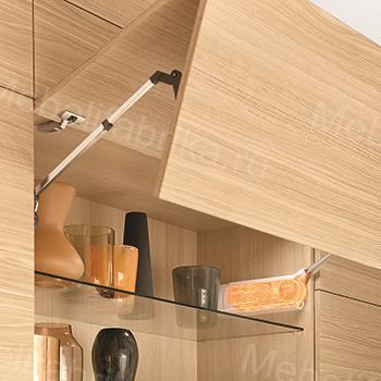 подъемный механизм в дизайне кухни