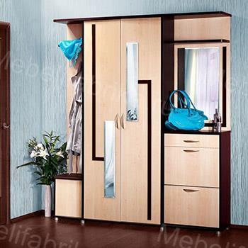интерьер мебели для прихожей