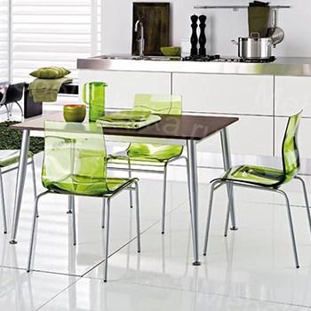 прозрачная мебель в современном стиле