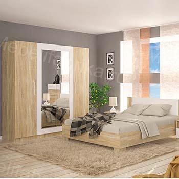 стильное оформление спален