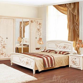 интерьер мебели для спальной комнаты