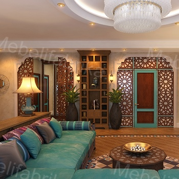 турецкий стиль в интерьере