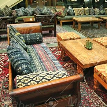 красивое оформление спальни в турецком стиле
