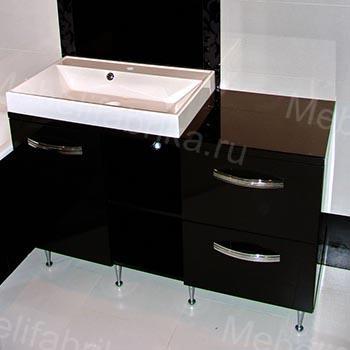 мебель влагостойкая в ванной