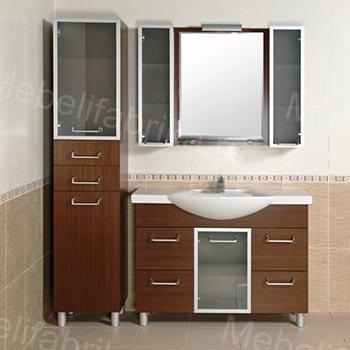 влагостоикая мебель в ванной комнате