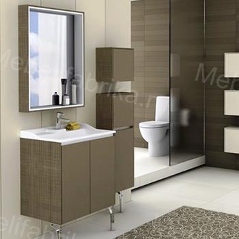 стильная влагостойкая мебель для ванной