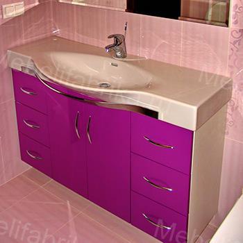 влагостойкая мебель для ванной в ростове