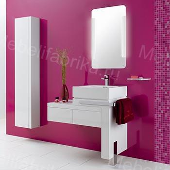 современная влагостойкая мебель для ванны